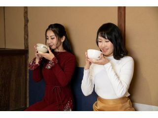 【Ikaruga,Nara】Have authentic Matcha in the tea room built in the Edo period!