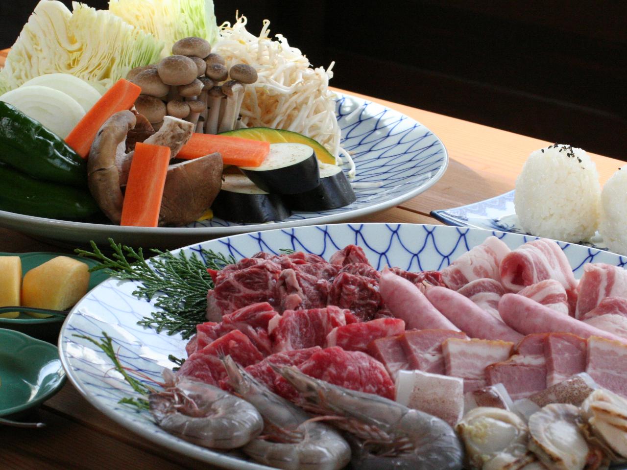 【和歌山市とくとく日帰りプラン1,000円割引済】手ぶらでお気軽BBQバーベキュ...