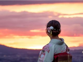 ☆ 浴衣レンタル 夜景までたっぷり楽しむプラン☆ 土日祝限定「新日本三大夜景の輝き」