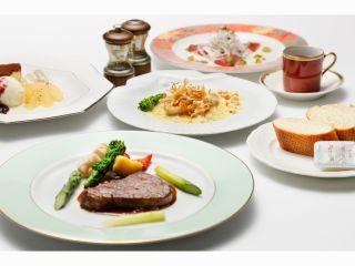 ディナー|秩父の食材を活かしたフレンチコース