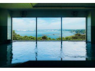 志布志湾を望める展望風呂で、ゆったりとした寛ぎの時間をお楽しみ下さい。