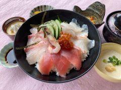 やっぱり海の幸♪海鮮丼