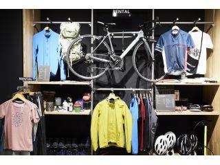 自転車以外にもレンタル商品がいっぱい!