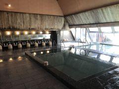 40分から50分かかりますので、その間に温泉をお楽しみください。写真は地の湯です。