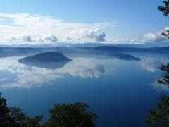 奥入瀬渓流の源流 【 十和田湖 】