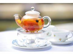 季節のフルーツとニルギリのハーモニーをお楽しみ下さい。