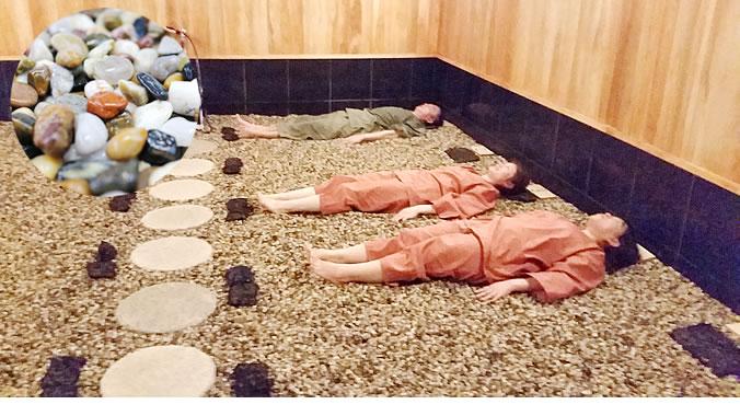 【★ミネラル薬石浴ご入浴プラン】~嵐の湯新潟西店にて日々の疲れをいやしてください...