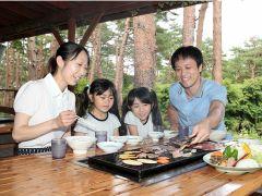 バーベキューの醍醐味は、ご家族や仲間同士など、みんなで焼きながら食べること!
