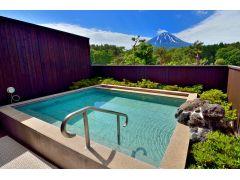 このパノラマ風呂含め、9種類のお風呂が楽しめます