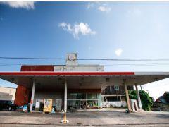 奥能登にある廃ガソリンスタンド跡地にて指輪づくり体験が出来ます