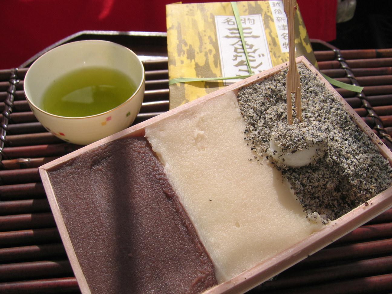 【三色だんご作り体験】~新津の昔ながらの鉄道グルメを作ろう!~【ファミリーにおす...