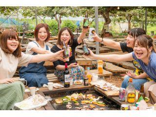 【静岡・掛川】手ぶらでお手軽BBQプラン♪
