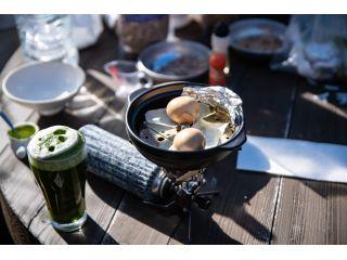 手作り燻製と津野山ビールで乾杯!燻製とビアカクテルづくり体験