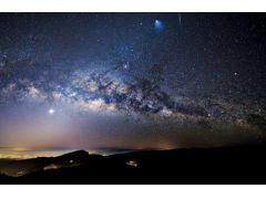 お満点の星空と天の川も観れたら最高にロマンチッックなナイトツアーですね!