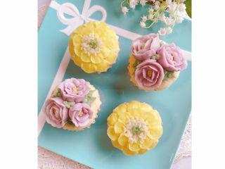 R3年9月現在デザインリニューアル中にて、カップケーキのデコレーションデザインはこちらのみとなります。