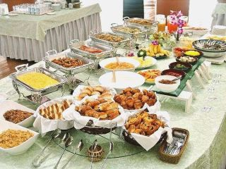 【沖縄 うるま市伊計島】【レストラン・ハイビス】大人気!朝食ブッフェ