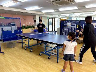 親子で卓球を学べるのは「卓球ラウンジぴんぽん」だけ!家族経営のアットホームな卓球場で居心地◎!子供とパパ、ママのコミュニケーションにも☆彡