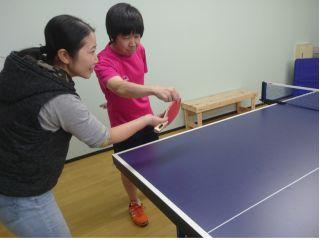 卓球コーチがマンツーマンで卓球指導いたします!1時間やるとかなり上達しますよ!初心者ならラリーを楽しむ事も出来るようになります♪