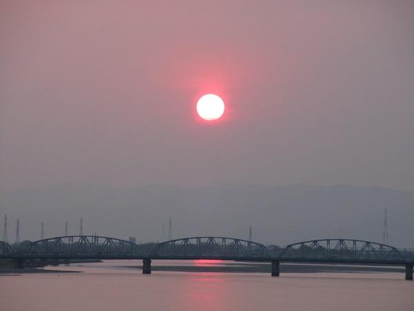 2021年11月\吉野川サンセットクルーズ/吉野川の雄大さを感じてください♪【所...