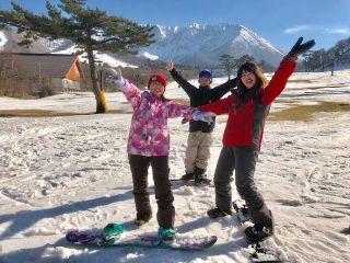 誰でも簡単に出来るスノーボード体験ツアー開催!優しく教えます 送迎付き