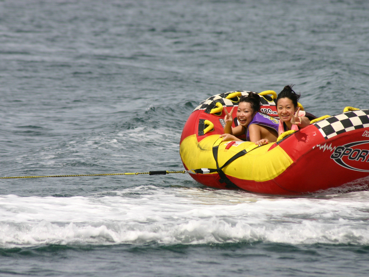 【BBQ+バナナボート+ハーフパイプ+海の家利用プラン】◆富士山が見える海水浴場...