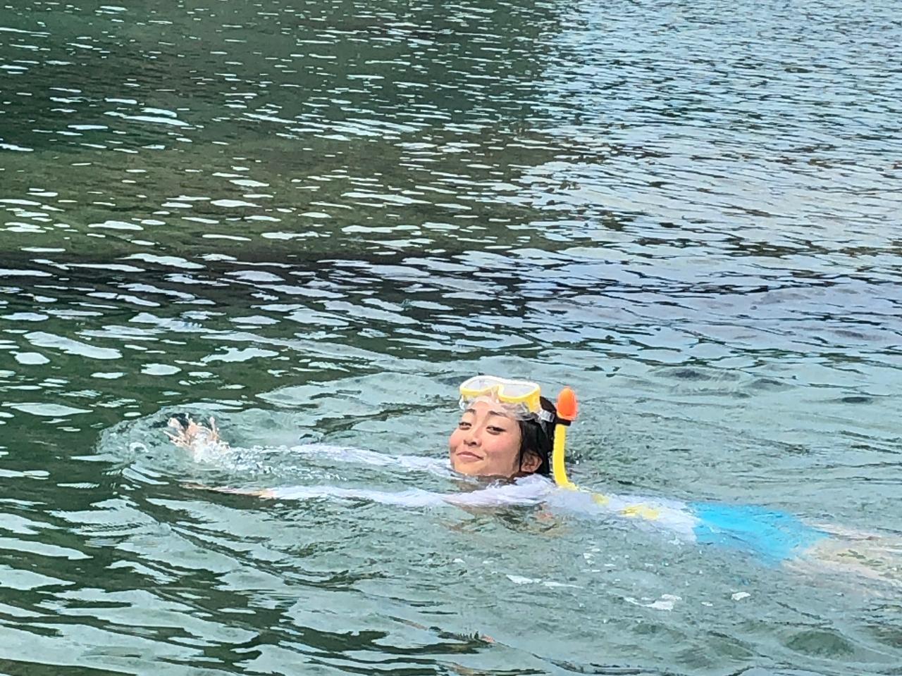 【シュノーケリングセット・1日レンタル】海を泳ぐならこちら♪1日レンタルなのでゆ...