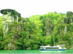 船 恵那峡 遊覧 恵那峡遊覧船 観光スポット ぎふの旅ガイド