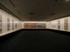 横山大観特別展示室(季節ごとに展示内容が変わります)