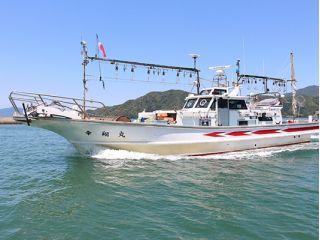 イカ 釣り船 小浜