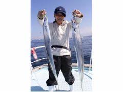 タチウオ釣り!