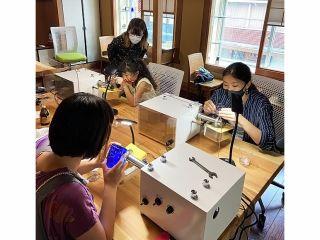【初心者歓迎】切子の体験教室! <木曜日>