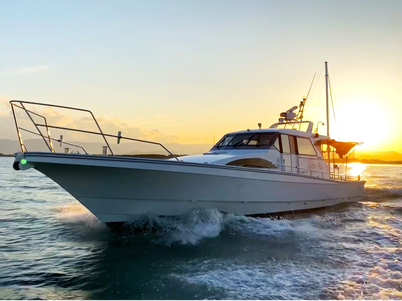 \海の上で贅沢を/●フィッシング&船上BBQ●6名様以上で催行☆チャーター船で安...
