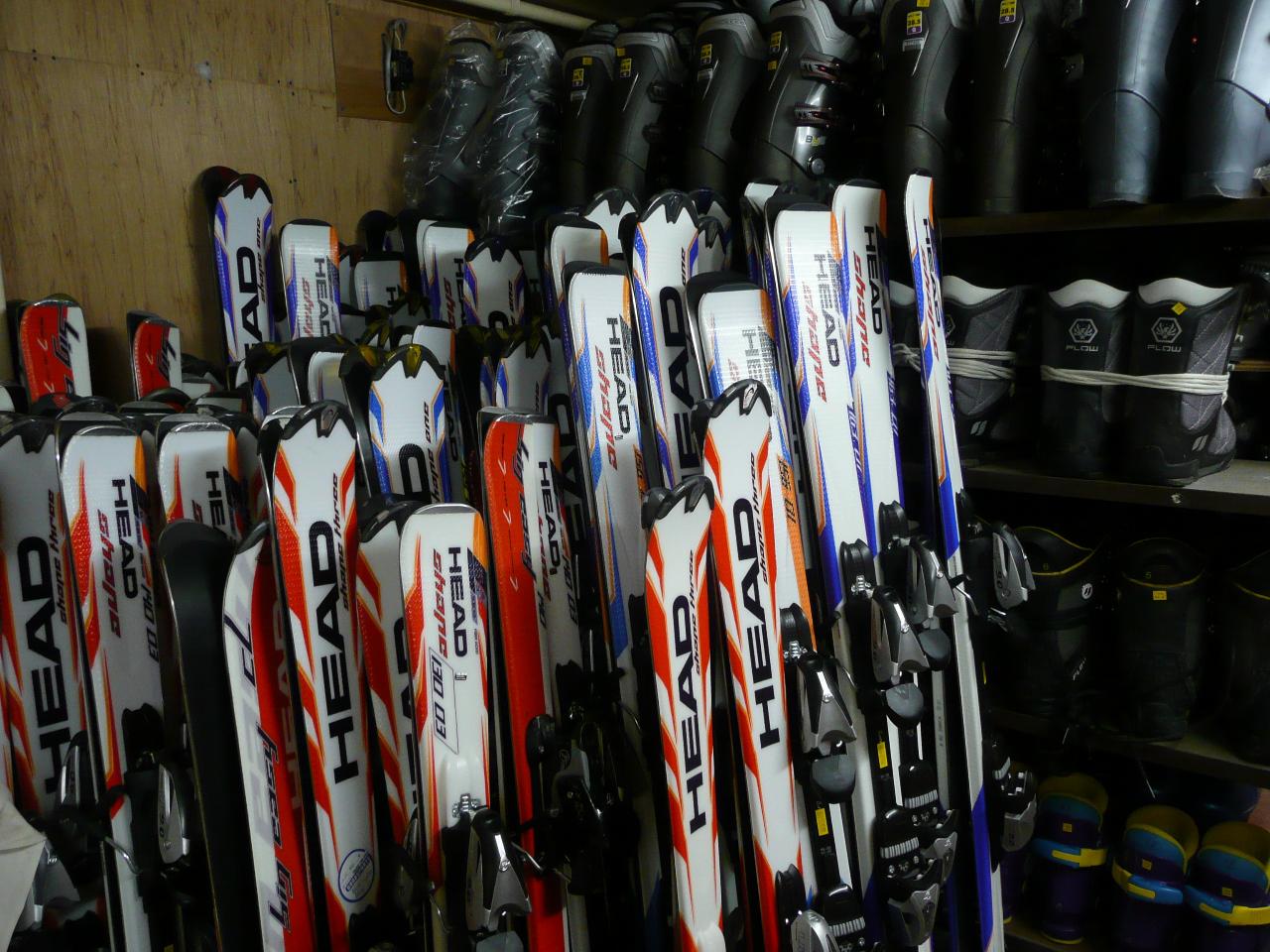 【蔵王温泉スキー場】スキー・スノーボードレンタル センタープラザ店