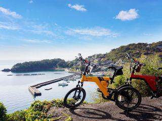 (小浜)電動アシスト自転車レンタサイクル/選べる【お試し1時間】or【たっぷり3時間】