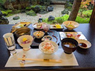 【料亭 三笠屋】羽釜炊飯体験付き!ランチプラン♪
