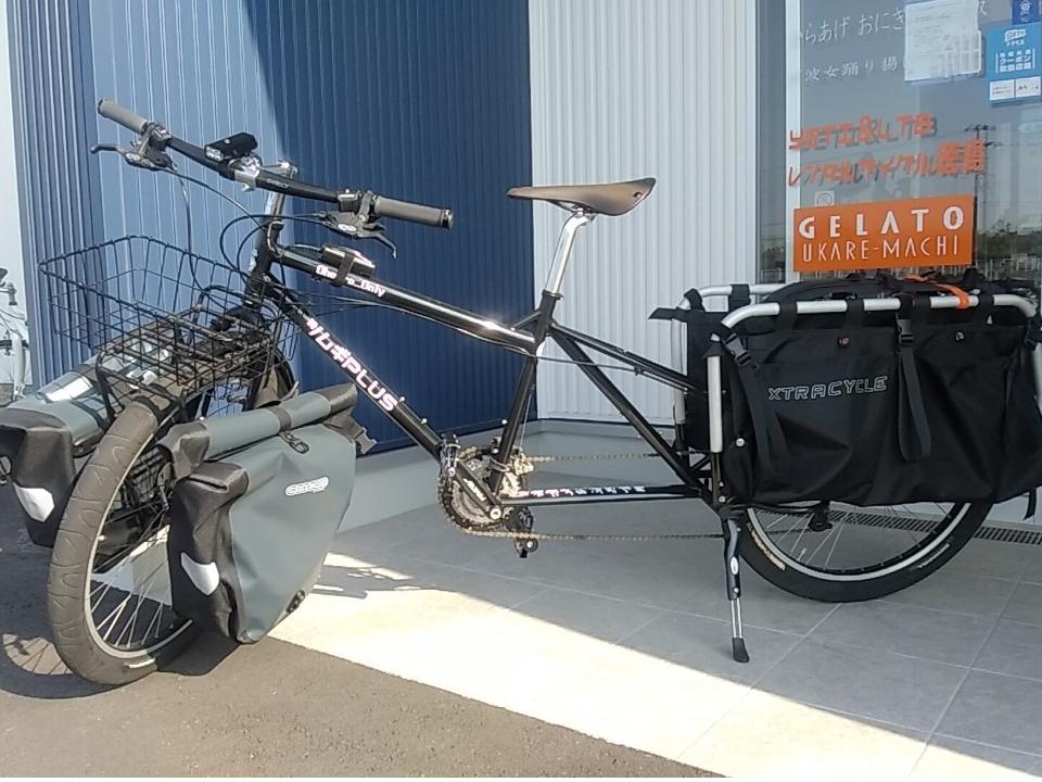 ロングテールバイクレンタル 自転車遍路プラン
