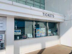 窓口に予約画面をお見せいただき、入館券と引換券をお受取ください!