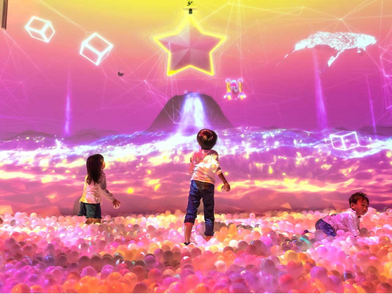 【時間制入場チケット わくわく60分!】遊びが学びに変わる次世代型テーマパーク♪...