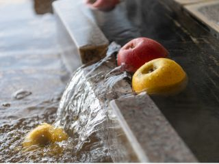 りんご風呂の日
