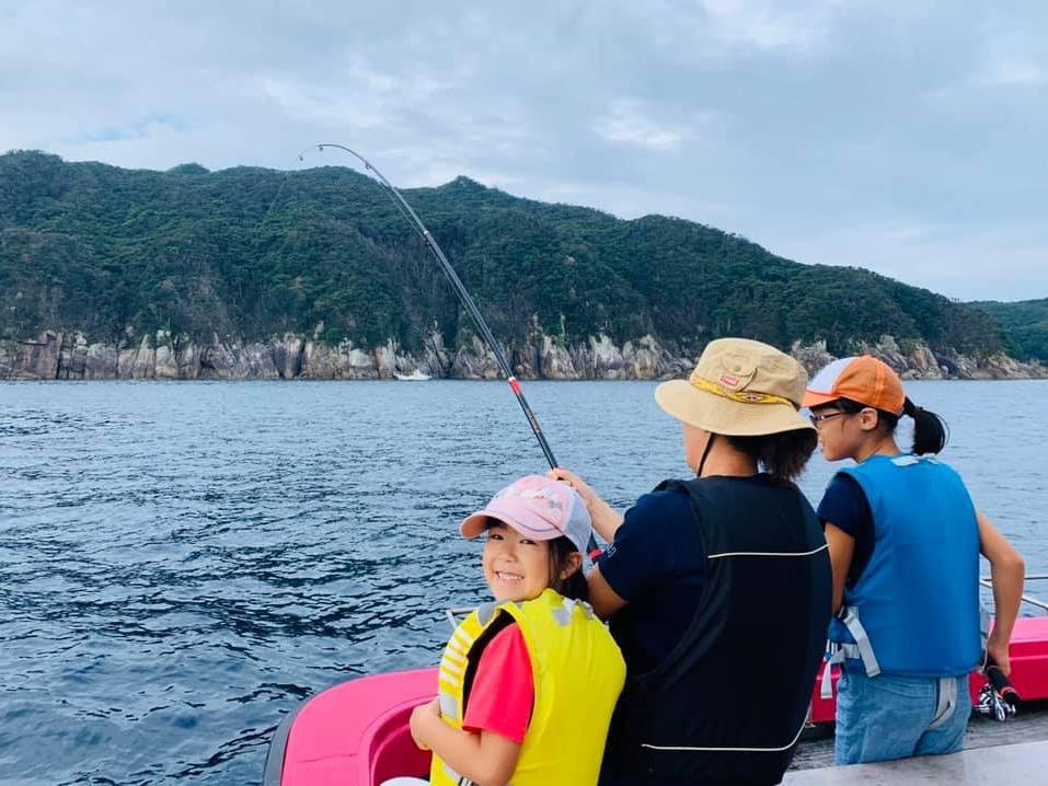 【夏季限定プラン】\手ぶらで船釣り体験/お子様参加OK!ファミリーにオススメ!