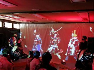 奥州・仙台おもてなし集団「伊達武将隊」も映像出演!白A×旅太鼓×伊達武将隊のかっこいい演目をお楽しみに!