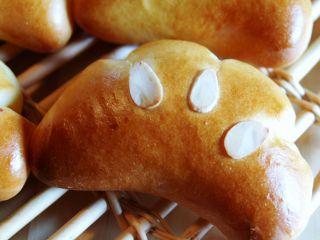 クリームパン(体験プランメニュー)